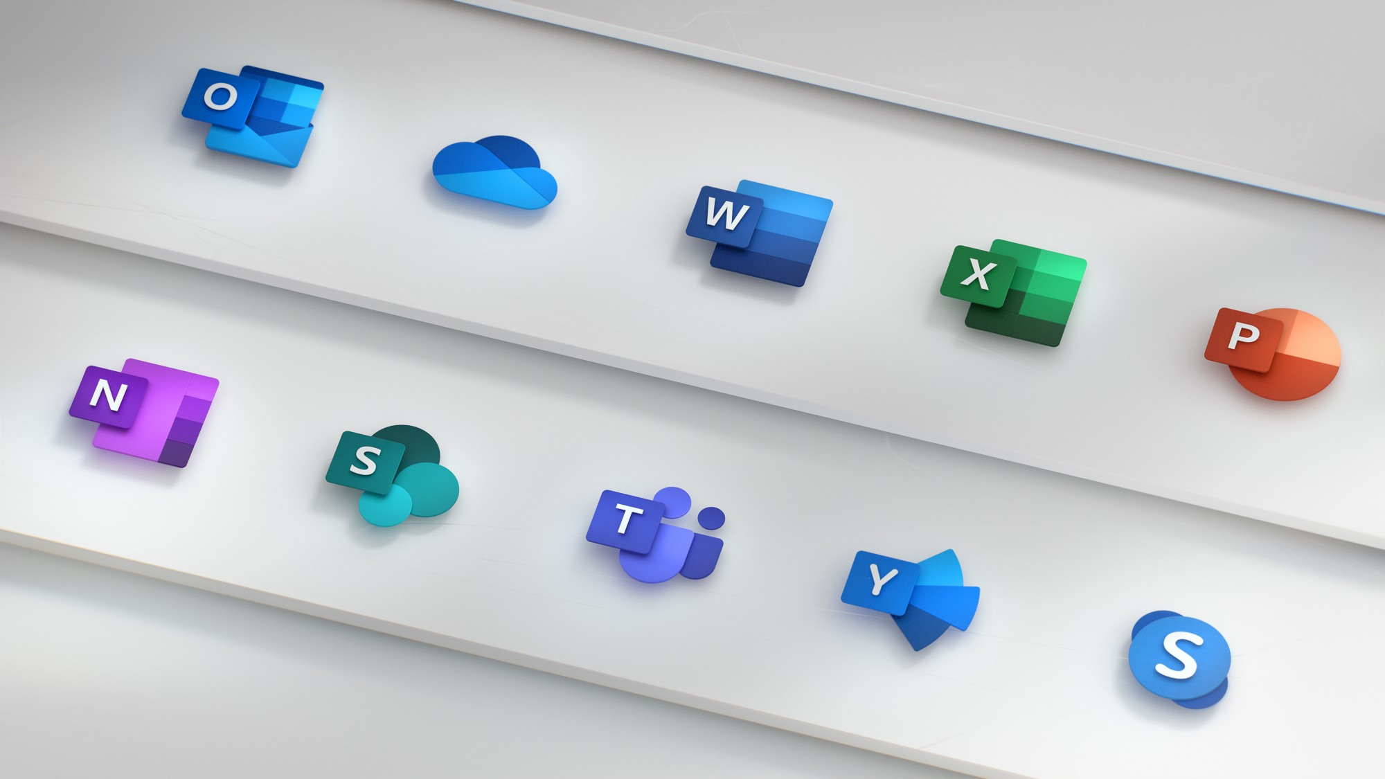 Meet the new icons for Office 365