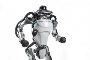 Atlas – The World's Most Dynamic Humanoid
